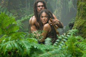 """Honey, you've seen Apocalypto, right?"""