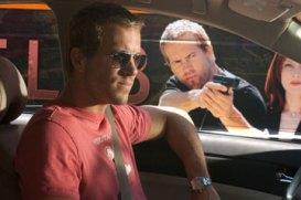 Ryan does his best Jack Bauer impression.
