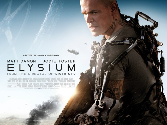 District 10 – Elysium – Thoughts on Films