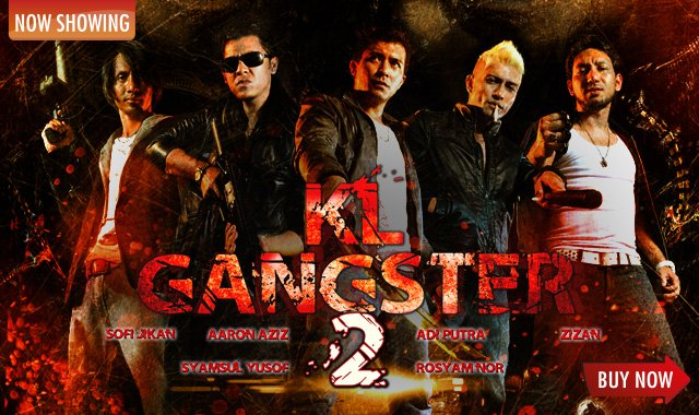 ... Speaks Louder Than Words – KL Gangster 2 – Thoughts on Films