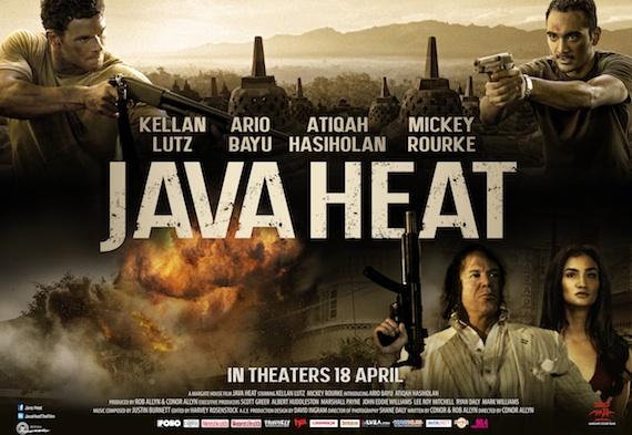 Kellan Lutz Java Heat