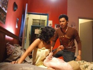 Got this picture from a list of Malay actresses willing to go naked. Pretty low standard of naked, if you ask me...